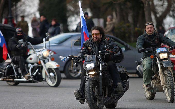 Из Украины выгнали путинского байкера: опубликовано фото