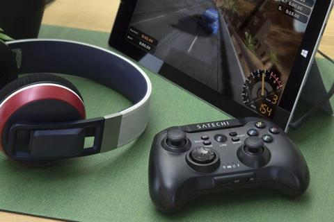 Новий ігровий контролер для пристроїв на базі Android, iOS і Windows від компанії Satechi (5 фото)