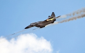 Росія розбомбила базу США в Сирії