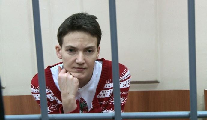 Савченко потеряла уже 18 килограммов веса - адвокат
