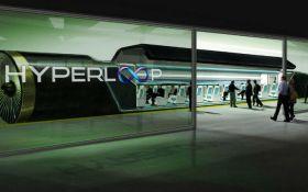Стало известно, в какой стране может появиться первый поезд Hyperloop