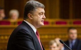 Порошенко заявил, что не согласится на избрание президента парламентом