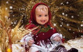 В Украине издали календарь на 2017 год с детьми в национальной одежде: яркие фото