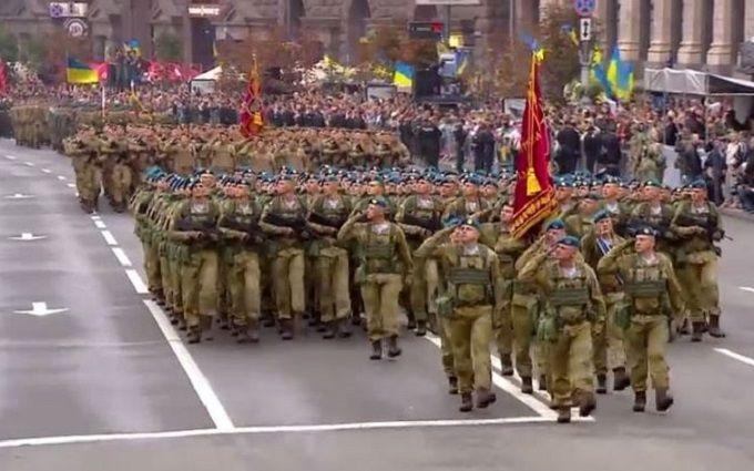 Сльози гордості: соцмережі закипіли захопленими відгуками про парад у Києві