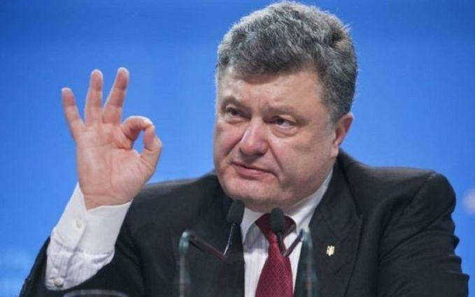Порошенко наконец-то ответил на предложение Путина по миротворцам
