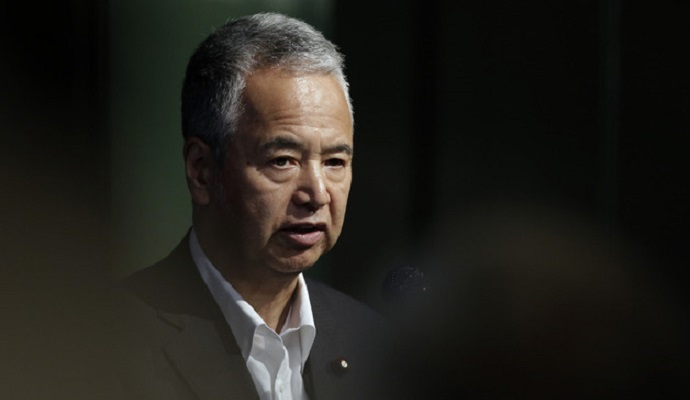 Министр экономики Японии подал в отставку из-за обвинений в коррупции