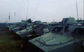 Спутник заснял новую боевую технику Путина на Донбассе: опубликованы фото