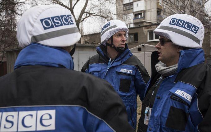 """Много российских танков и """"Рапиры"""": в ОБСЕ сообщили, что происходит на Донбассе"""