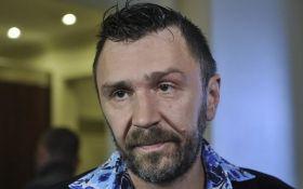 Шнурова викрили в боягузтві через Україну