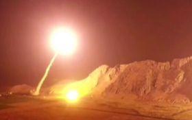 Іран потужно вдарив по військовим США ракетами: з'явилися моторошні фото