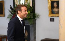 Це потрібно побачити: Макрон представив оновлений символ Франції
