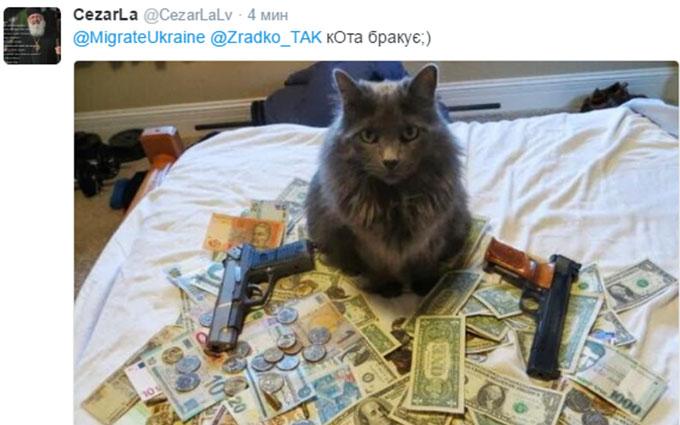 Мамо, дай 20 см грошей: соцмережі продовжують веселитися через історію з Лещенком (2)