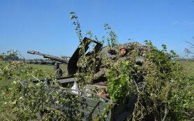Штаб ООС показал зрелищные учения артиллеристов ВСУ: опубликовано видео