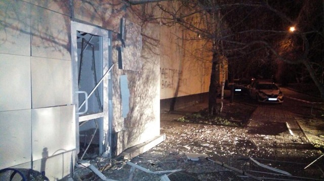 В Киеве прогремел мощный взрыв: опубликованы первые фото с места ЧП (1)