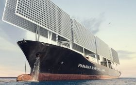 В Европе спроектировали грандиозный корабль-тюрьму: опубликованы фото