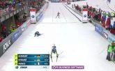 Украина феерически завоевала серебро на чемпионате мира по биатлону