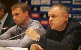 """Президент """"Динамо"""" розповів, коли прийме рішення по тренеру"""