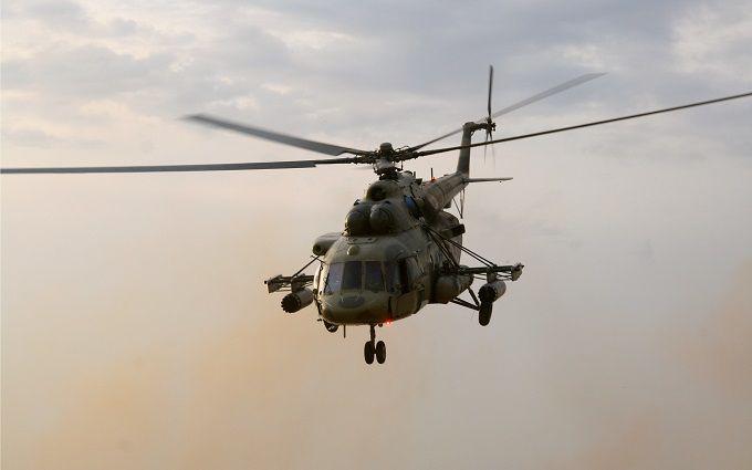 У Росії вертоліт з військовими потрапив в аварію: стали відомі подробиці