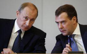 Путин и Медведев стали героями новой фотожабы