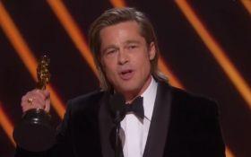Я не из тех: Брэд Питт выступил на Оскаре с поразительным заявлением