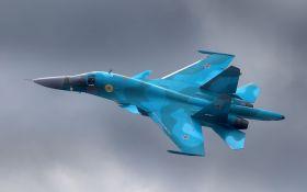 В Росії зіткнулися винищувачі-бомбардувальники - перші подробиці
