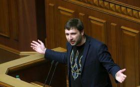 Провокація: в Росії заочно заарештували українського нардепа