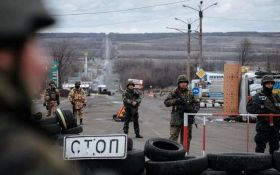 Блокада Донбасу: активісти пишуть про атаку, СБУ зробила заяву
