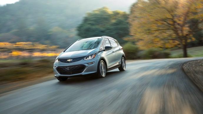 Електрокар Chevrolet Bolt отримав 200-сильний мотор (5 фото)
