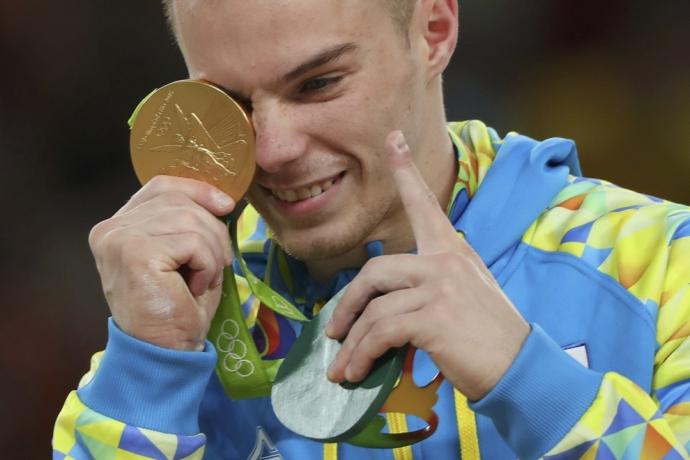 Усі медалі України на Олімпіаді-2016 в Ріо-де-Жанейро: опубліковані фото (1)