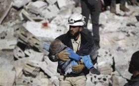 По сирійському Ідлібу завдано нового потужного авіаудару: загинули десятки мирних жителів