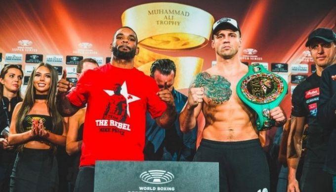 Бриедис защитил титул чемпиона мира— впереди бой сУсиком