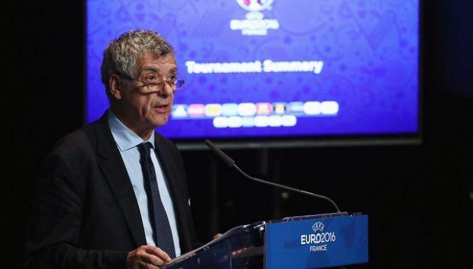 Президент испанской футбольной федерации дисквалифицирован нагод