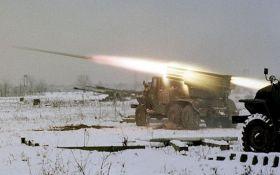 Война на Донбассе: появилось новое видео боев