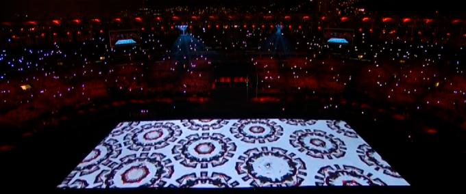 Церемония открытия Паралимпиады-2016: фото и видео из Рио (27)