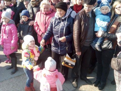 День захисника України в Житомирі відзначили урочистою ходою почесної варти (8 фото) (8)