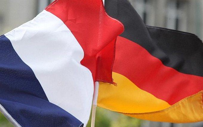 Украину посетят главы МИД Франции и Германии