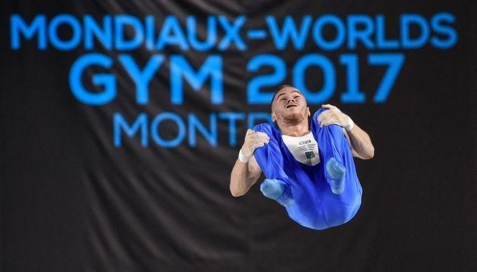 Украинские гимнасты вошли внесколько финалов наЧемпионате мира