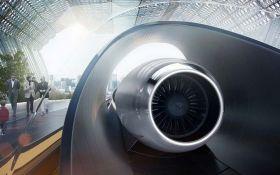 Потяг майбутнього: в Україні може з'явитися Hyperloop Ілона Маска