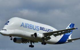 В небе над Германией загорелся один из крупнейших транспортных самолетов
