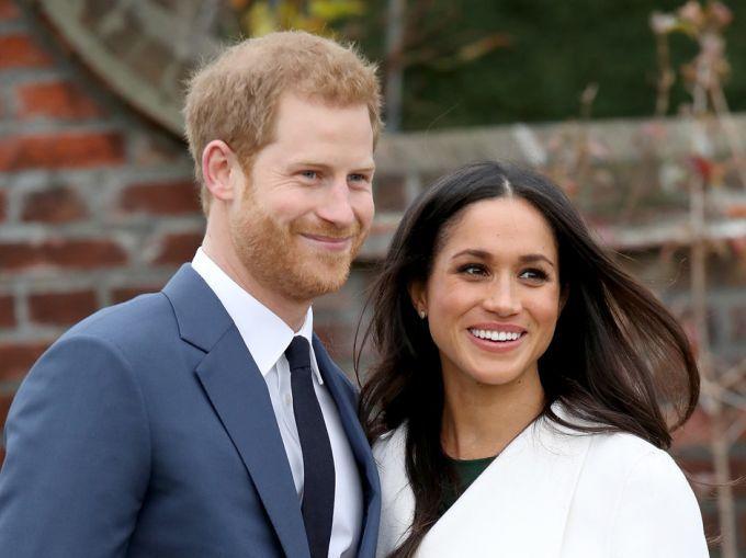Принц Гарри иМеган Маркл одинаково оделись наярмарку— Единое целое
