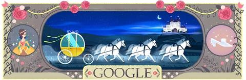 Google приурочил тематические дудлы ко дню рождения Шарля Перро (1)
