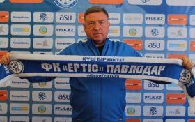 Грозный стал тренером казахстанского Иртыша