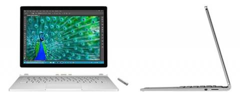 Microsoft Surface Book опинився в дефіциті на п'ятий день продажів (2)
