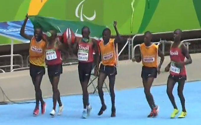 На Паралімпіаді-2016 розіграні перші медалі