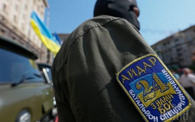 Нові втрати в зоні АТО: бійці «Айдара» підірвалися на міні