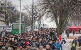 У Білорусі люди знову вийшли на вулиці проти Лукашенка: з'явилися фото і відео