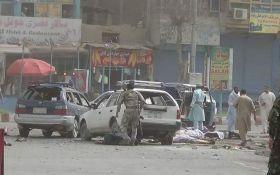 В Афганістані стався новий потужний теракт: десятки загиблих і поранених