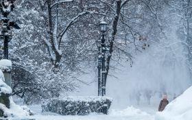 Україну накриють нові потужні снігопади: надзвичайники зробили тривожне попередження