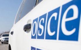 Спостерігачі ОБСЄ зафіксували військову техніку бойовиків під Донецьком