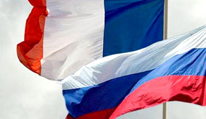 Франция просит снятия санкций с РФ
